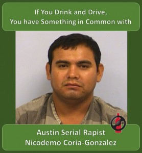 DADO - if you drink and drive gonzalez