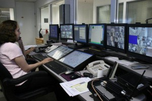Morgan County Jail Control Room from digitalroads.com